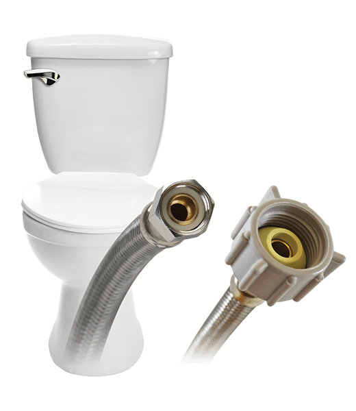 Connecting Water Supply To A Toilet Tank Toilet Water
